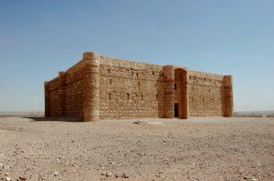 קצר ח'ראנה - ארמונות המדבר - מזרח ירדן
