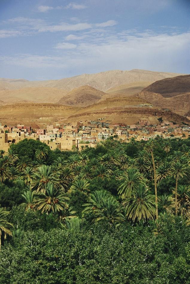 טיול ג'יפים מקיף למרוקו
