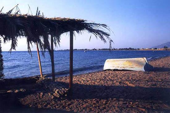 חוף שקט, מזרח סיני, טיולים במצרים