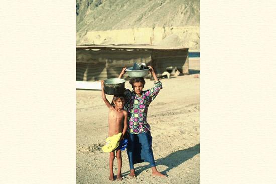 ראס אבו גאלום, מזרח סיני, טיולים במצרים