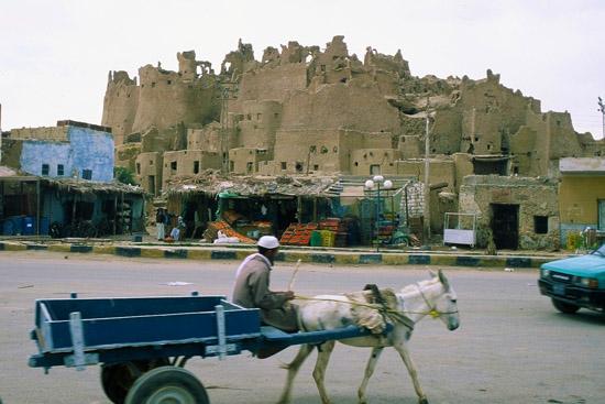 הכפר העתיק, סיוואה, נאות במדבר המערבי, טיולים במצרים